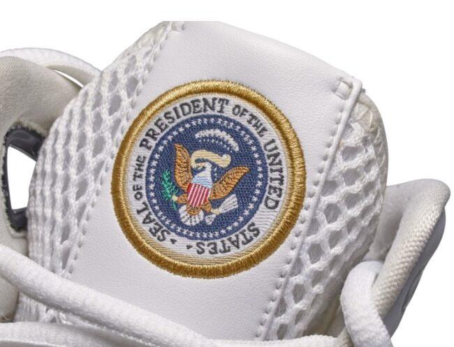 Subastarán zapatos Nike exclusivos para Barack Obama