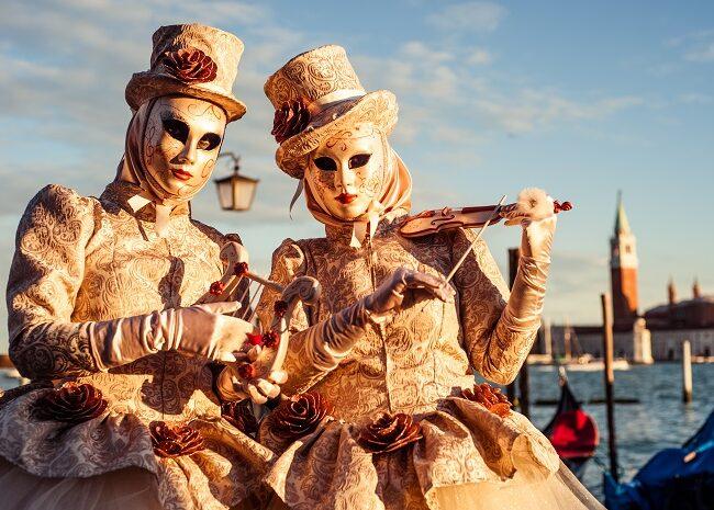 Curiosidades del Carnaval de Venecia