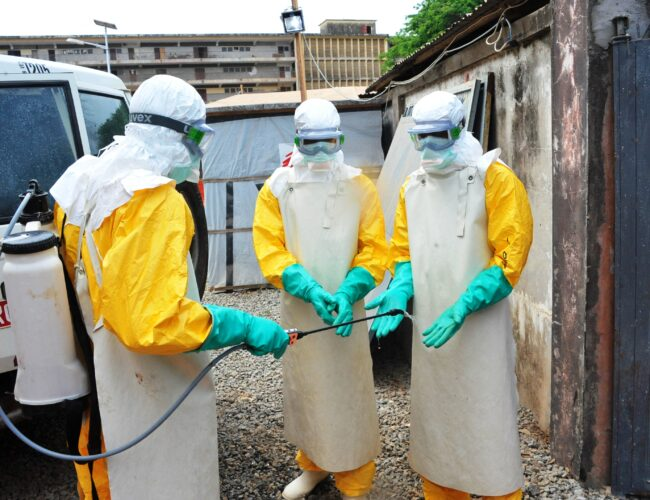 Guinea declara epidemia de ébola después de tres muertes