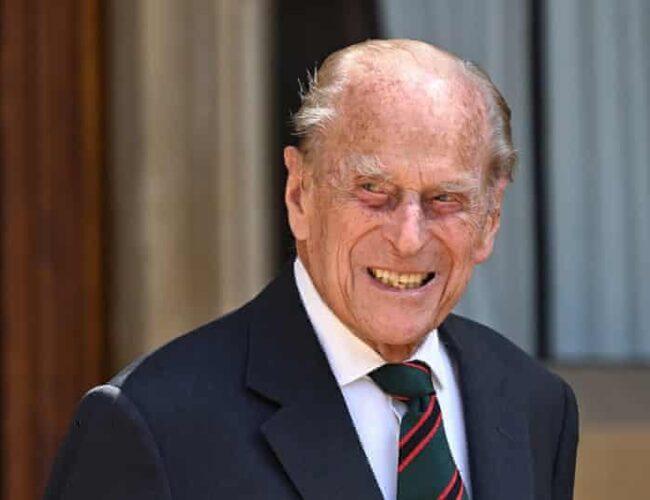 Alerta en Buckingham: príncipe Felipe fue ingresado al hospital