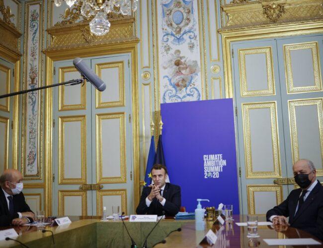 Líderes del mundo aplauden el regreso de EEUU al acuerdo de París