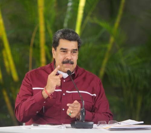 """Colombia califica de """"absurdas"""" las declaraciones de Maduro sobre medidas de protección a migrantes"""