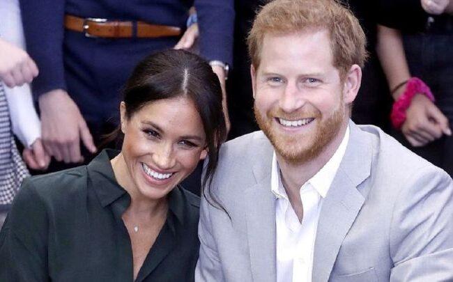 El príncipe Harry y Meghan Markle esperan su segundo hijo