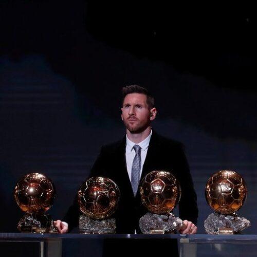 Messi, el mejor futbolista de la década