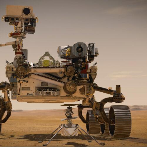 """Hoy aterrizará el rover """"Perseverance"""" en Marte"""