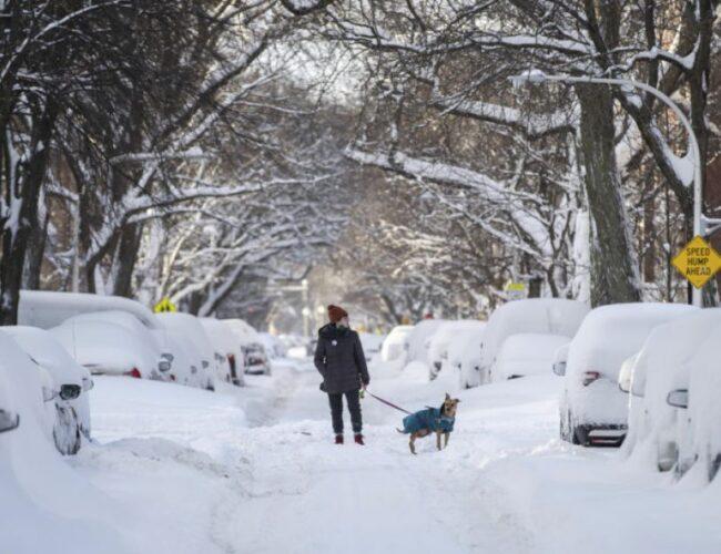 EEUU: Sube a 20 los muertos por heladas mientras millones sufren las temperaturas record