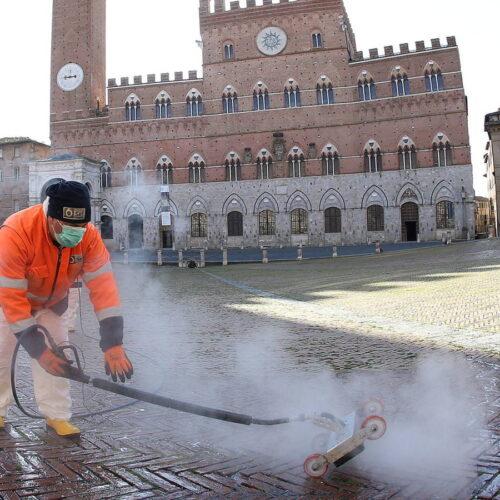 Diez regiones de Italia irán a confinamiento durante Semana Santa