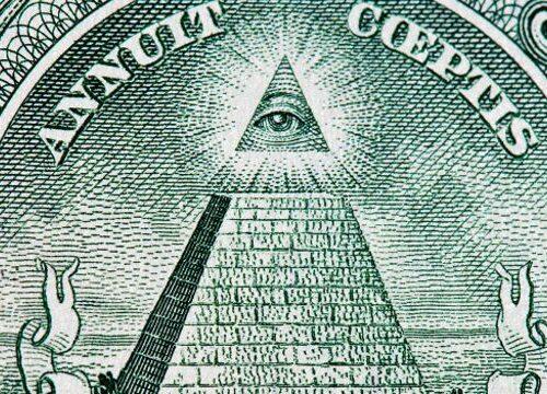 Se cree que los Illuminati son una sociedad secreta que controla el mundo