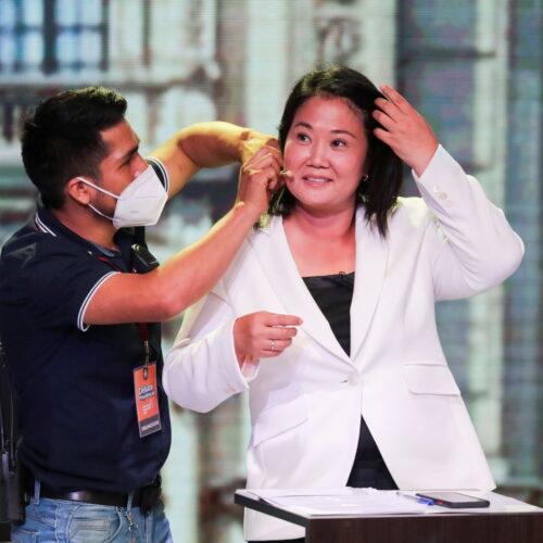 Keiko Fujimori afirmó que solicitud de prisión en su contra es absurda y carece de lógica