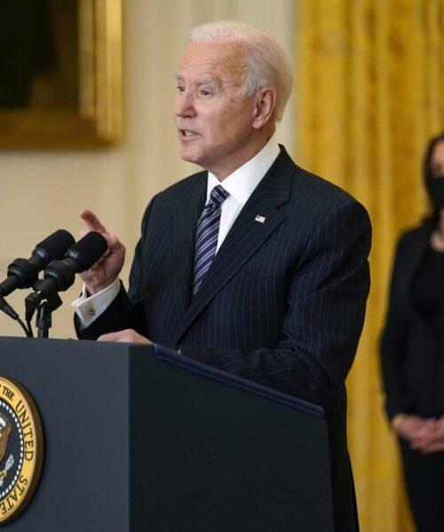 Joe Biden pide la renuncia de Cuomo tras acusaciones de acoso sexual