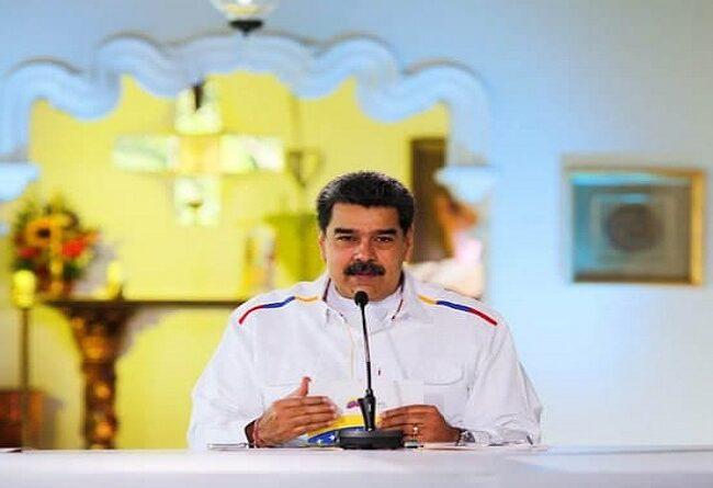 Nicolás Maduro propone sistema 14+7 para próximos días de cuarentena