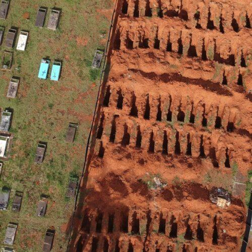 Brasil informa cifra record de muertes por Covid-19 en un solo día