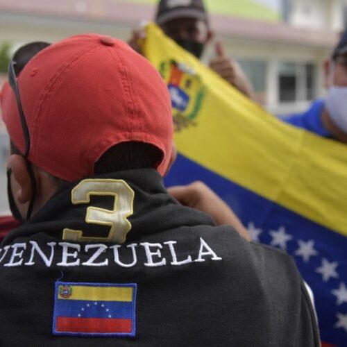 """Hasta un 12% de los migrantes venezolanos están en situación de """"hambre severa"""""""