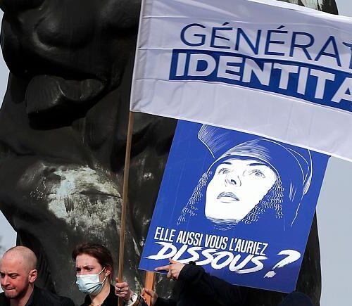 "Francia disuelve el grupo de extrema derecha ""Génération Identitaire"""