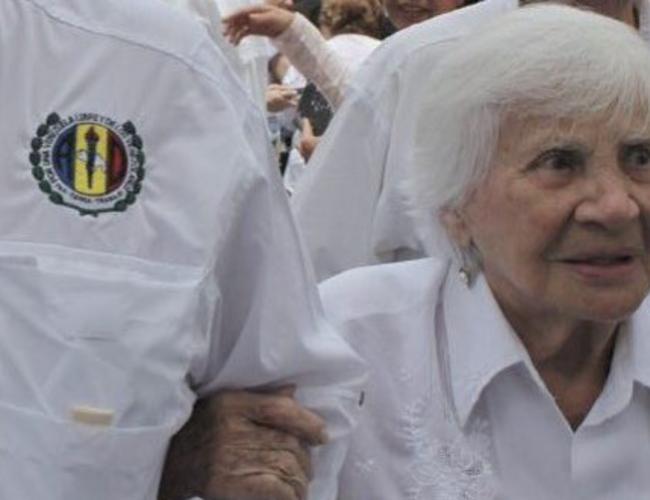 Falleció la ex primera dama de Venezuela Gladys Castillo de Lusinchi