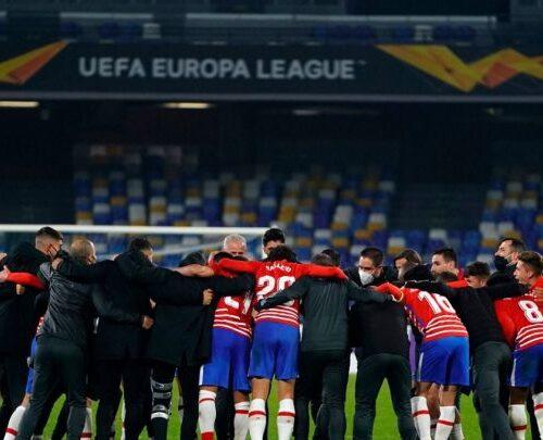 """UEFA sanciona con 29.000 euros al Granada por """"llegar tarde"""""""