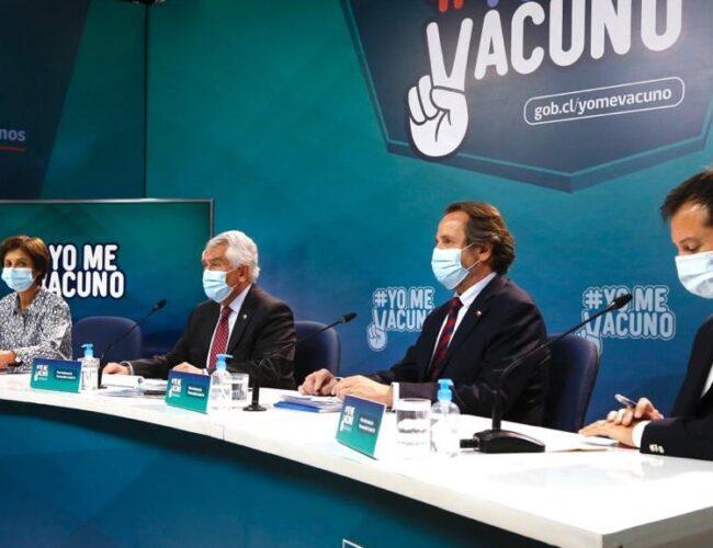 Chile registra la tercera cifra más alta de casos desde el comienzo de la pandemia