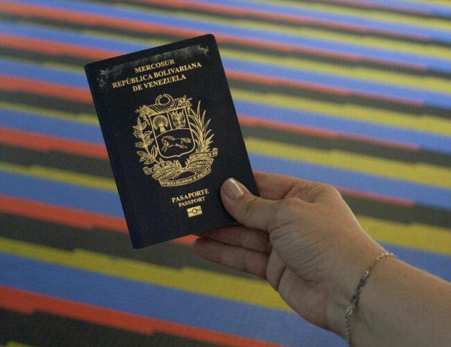 En Gaceta Oficial: Extienden vigencia del pasaporte a 10 años