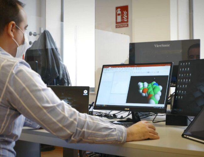 Software europeo ayuda a combatir la pandemia acelerando la producción de medicamentos