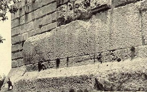 ¿Sabías que los trilitones son los bloques de construcción más grandes del mundo antiguo?