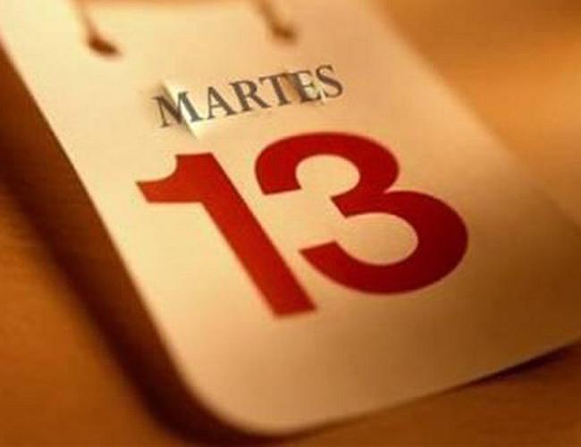 Martes 13 – ¿Mito o Realidad?