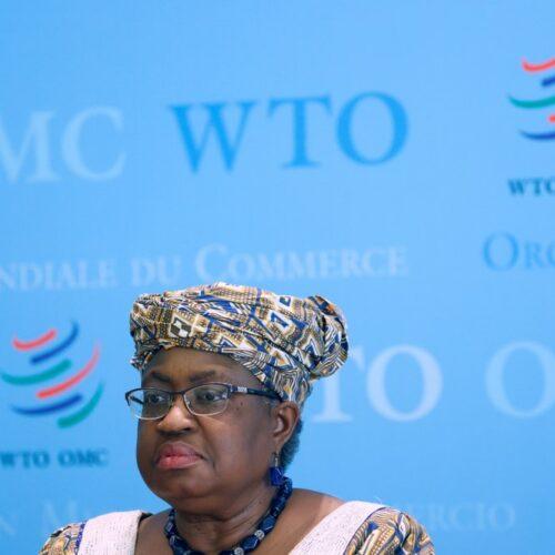 """Directora de la OMC dice que la inequidad en las vacunas es """"inaceptable"""""""