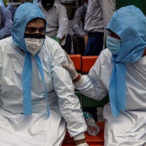 India recibirá ayuda de más de 40 países en su lucha contra el covid-19
