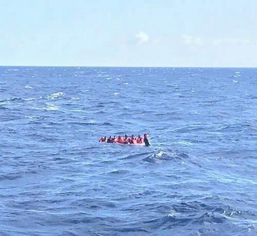 Conozca la lista de sobrevivientes del naufragio de Boca de Serpiente