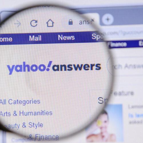 Yahoo! Respuestas dice adiós luego de 15 años