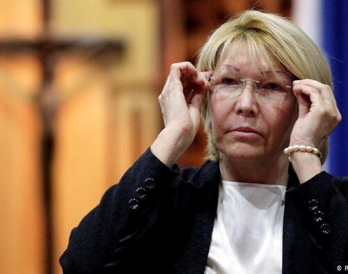 AP: Ex fiscal Ortega Díaz implicada en caso de sobornos