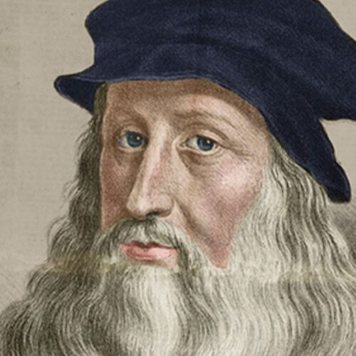 Curiosidades del Maestro  Leonardo da Vinci