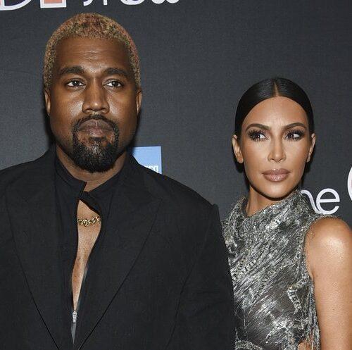Kanye y Kim compartirán la custodia de sus hijos luego del divorcio