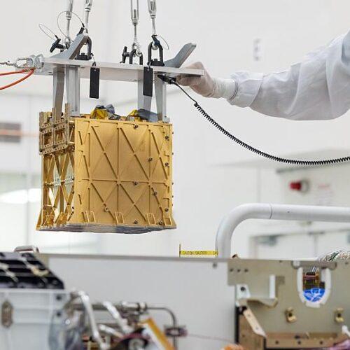 Se produce oxígeno en Marte por primera vez en la historia