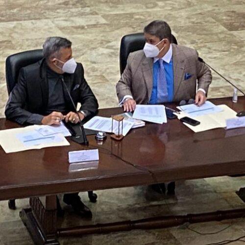 AN presentó lista definitiva de 103 candidatos elegibles a rectores del CNE