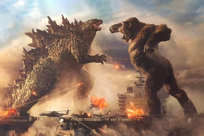 """Godzilla vs Kong"" revitaliza la cartelera estadounidense en medio de la pandemia"