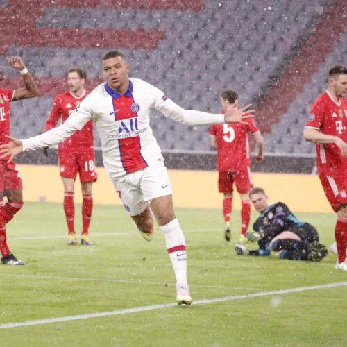 PSG se agranda frente a Bayern con un Mbappé que no perdona