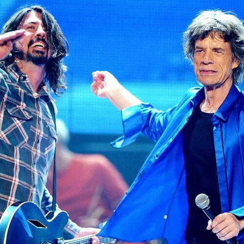 Mick Jagger y Dave Grohl se unen para un himno pandémico
