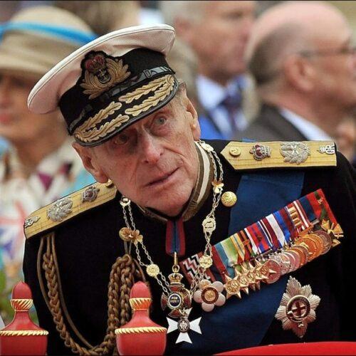 Video | Ceremonia del funeral del Principe Felipe de Edimburgo