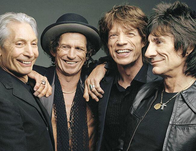 Curiosidades de The Rolling Stones