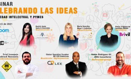 """Seminario virtual """"Celebrando las ideas"""" en el Día Mundial de la Propiedad Intelectual"""