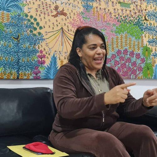 """Dip. Maribel Castillo: """"Rechazamos la pretendida Ley Orgánica de los Parlamentos Populares"""""""