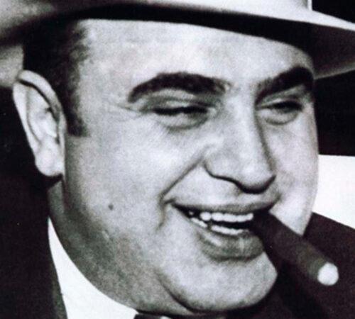 Al Capone – Uno de los  Gánsters más famosos de todos los tiempos