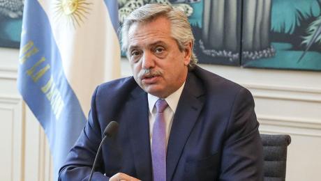 Alberto Fernández informó que dio positivo al covid-19 pese a ser vacunado