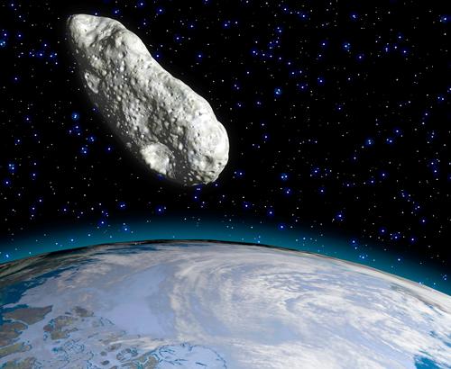La Nasa tiene un plan para salvar el planeta del impacto de asteroides devastadores