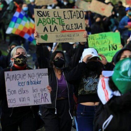 Aborto por violación es despenalizado en Ecuador