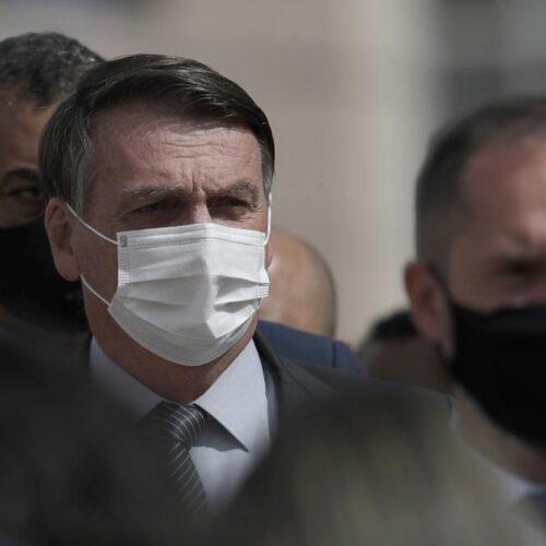 Senado en Brasil inició investigación sobre la gestión de Bolsonaro ante la pandemia