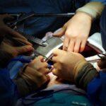 Paciente con Covid-19 recibe trasplante de pulmón de donante vivo