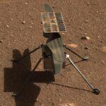 NASA busca resolver el problema que retrasa el vuelo de Ingenuity