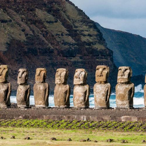 La Isla de Pascua es una de las zonas turísticas más populares en Chile