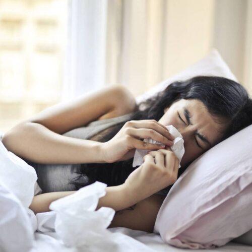 Alergia, gripe y covid-19 ¿Cómo diferenciarlo?